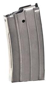 ProMag Ruger Mini-14 223 Rem, Steel Nickel Finish, 20rd