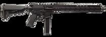 """Noveske Noveske9 9mm, 16"""" Barrel, Geissele MCX Trigger, MagPul Stock, Black Anodized"""