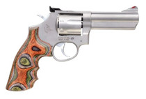 "Taurus 66 357 Mag, 4"" Barrel, Hogue Lamo Grip, 7rd"