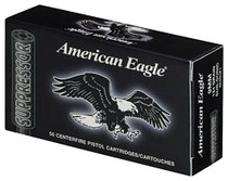 Federal American Eagle Suppressor 22LR, 45gr, 50rd/Box