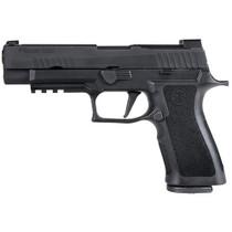 "Sig P320 X Full Size 9mm, 4.7"" Barrel, Black Nitron, 10rd"
