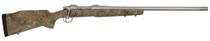 "Nesika Long Range Bolt 7mm Rem Mag, 26"" Barrel, Bell & Carlson Isreali Camo Stock, Stainless Steel, Repeater"