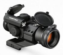 Vortex Strikefire II Red Dot, 1x, 4 MOA, 80,000 HR, 11 Settings