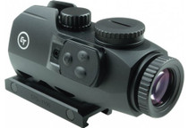 Crimson Trace Corporation , Magnified Red Dot, 3.5X, BDC Reticle, Black Color