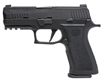 "Sig Sauer P320 XCarry 9mm, 3.9"" Barrel, X-Ray3 Day/Night Sights, Black, 2x 10rd Mag"