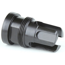 Griffin Armament Mini Flash Hider, 5.56mm, 1/2 x 28 RH, Black