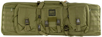 "Bulldog Tactical Single Rifle Case, 37"",  Green"
