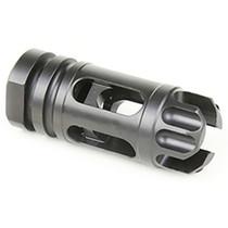 Griffin Armament M4SD Flash, Compensator, 556NATO, Black, 1/2X28, Griffin M4SD Series of Silencers