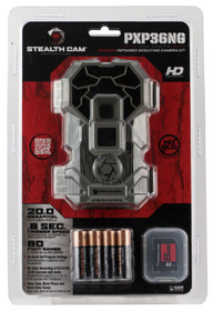 Stealth Cam PX Series Pro Trail Camera, 20 MP, Gray
