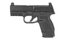 "FN 509 Compact MRD 9mm, 3.7"" Barrel, FN Optics Mounting System, Black, 12rd/15rd"