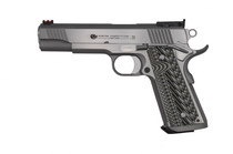 "Colt 1911 Series 70 Custom Competition .38 Super, 5"" Barrel, Stainless, 9rd"