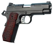 "Ed Brown Evo KC9-G4 9mm, 4"" Barrel, HD XR/U-Noth, G10 Grips, Black, 9rd"