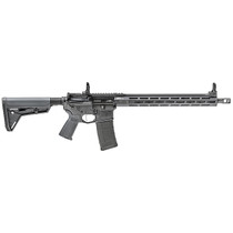 "Springfield SAINT Victor AR-15, 223/5.56, 16"" Barrel, Gray Finish, Bravo Company Mod 0 Stock, 15"" M-LOK Rail, Flip Up Front/RearSights, 30Rd"