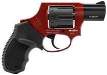 """Taurus 856 Ultra Lite .38 Special +P, 2"""" Barrel, Concealed Hammer, Burnt Orange, 6rd"""