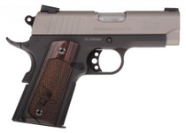 "Taurus 1911 Officer .45 ACP, 3.50"" Barrel, Novak Sights, Aluminum/Black, 6rd"