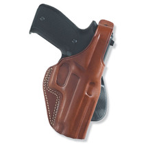 Galco P.L.E. Unlined Paddle Holster, Left-Handed, Tan