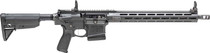 "Springfield SAINT VICTOR, Semi-automatic, AR-15, 308 Winchester, 16"" Lightweight Profile Barrel, 1:10"" Twist, Black, Bravo Company 6-Position Stock, Bravo Company Mod.3 Grip, 1 Mag, 10Rd, 15"" M-LOK Rail, Front/Rear Flip Sights"