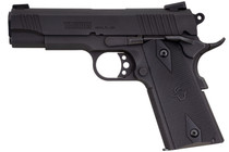 "Taurus 1911 Commander 9mm, 4.20"" Barrel, Checkered Grip, Black, 9rd"