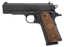 "Iver Johnson 1911 Falcon Commander 70 Series .45 ACP, 5"" Barrel, Walnut Grip, Blued, 8rd"
