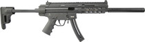 "GSG GSG-16 .22 LR, 16.25"" Barrel, M-LOK, Quick Aquisition Sights, Black, 22rd"