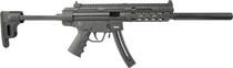 """GSG GSG-16 .22 LR, 16.25"""" Barrel, M-LOK, Quick Aquisition Sights, Black, 22rd"""