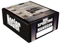 Nosler Sporting Handgun Pistol 10mm .400 150gr, Jacketed Hollow Point, 250/Box