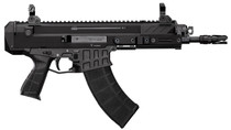 "CZ Bren 2 MS AR Pistol 7.62x39mm, 14.17"" Barrel, Folding Sights, Black, 30rd"