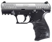 "Walther CCP M2 .380 ACP, 3.54"" Barrel, Black/Stainless, 8rd"