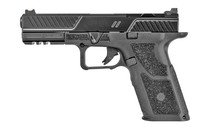 "ZEV Technologies O.Z-9 Combat 9mm, Optic-Ready, 4.5"" Barrel, Black, 2x 17rd PMAG"