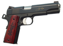 "Ed Brown Jeff Cooper Commemorative .45 ACP, 5"" Barrel, High Polish, Blued, 6rd"