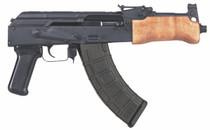 "Cugir Mini Draco AK-47 Pistol Minor Cosmetic Blemish 762X39, 7.75"" Barrel, Polymer Grip, Wood Furniture, 1-30 Rd Mag"