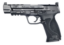 "Smith & Wesson Performance Center M&P9 M2.0 C.O.R.E. 9mm, 5"" Barrel, Black, 17rd"