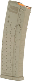 Hexmag AR Magazine Series 2 223-5.56mm, Flat Dark Earth, 10rd in a 30rd Body