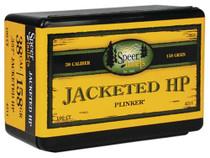 Speer Handgun Bullets .400 Caliber 180 Gr, Total Metal Jacket, Encased Core, Full Jacket FN, 100/Bx