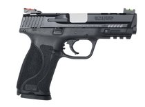 """Smith & Wesson Performance Center Ported M&P9 M2.0 9mm, 4.25"""" Barrel, Black, 17rd"""