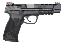 """Smith & Wesson M&P M2.0 Performance Center Ported 40 S&W, 5"""" Barrel, Black, 15rd"""