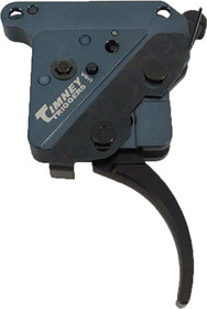 "Timney Triggers ""The Hit"" Curved Trigger For Remington 700, Black, Adjustable from 8oz.-2Lbs"