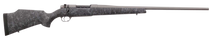 "Weatherby Mark V Weathermark 6.5 Weatherby RPM, 24"" Barrel, Tac Gray Cerakote, Black Gray Webbing, Monte Carlo Stock, 4rd"