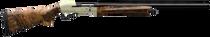 "Retay Masai Mara 12 Ga, 28"" Barrel, 3"", Silver Satin Cerakote, Oil Turkish Walnut, 4rd"