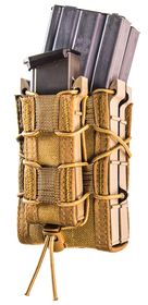 High Speed TACO MOLLE X2RP Cordura/Polymer Coyote Brown