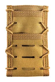High Speed ITACO Phone/Tech Pouch V2 Coyote Brown Cordura Nylon, 95PW01CB, Molle Mount