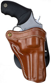 1791 R2 Classic Brown Leather Outside Waistband Ruger GP100, Right Hand