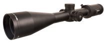 Trijicon Credo HX 4-16x50 2nd Focal Plane, Red Standard Duplex, 30mm Tube, Satin Black, Low Capped Adjusters