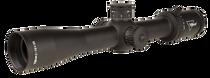 Trijicon Credo 2-10x36 1st Focal Plane, Red MRAD Precision Tree, 30mm Tube, Matte Black, Exposed Elevation Adjuster, Return to Zero