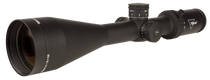 Trijicon Credo 2.5-10x56 2nd Focal Plane, Red MRAD Ranging, 30mm Tube, Matte Black, Exposed Elevation Adjuster, Return to Zero