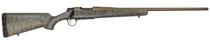 "Christensen Arms Mesa 6.5 PRC, 24"" Barrel, Burnt Bronze, Green/Tan Webbing"