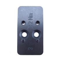 HK Mounting Plate #3 HK VP9 Optic Cuts, C-More STS2 Black