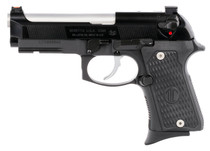 "Beretta 92G Elite LTT Compact 9mm, 4.25"" Barrel, Black Synthetic Grip, 15rd"