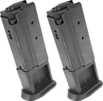 Ruger 57 Magazine 5.7x28mm, Black, 2x10rd Pack