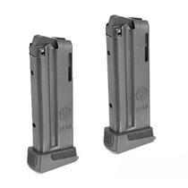 Ruger LCP II Magazine 22LR, 2 Pack, Black, 2x10rd For Lite Rack